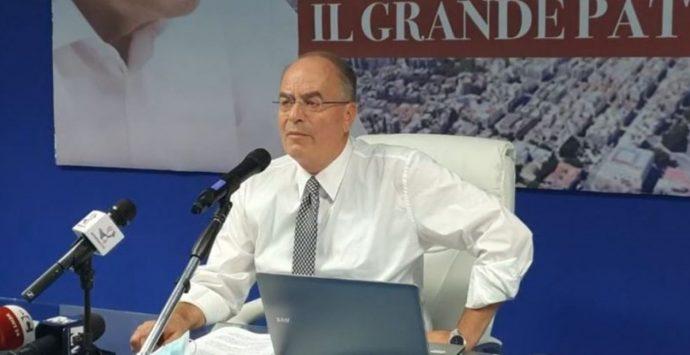 Elezioni regionali, Minicuci si congratula con Occhiuto e Gelardi: «Faranno un ottimo lavoro»