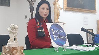 """""""Impegno e identità"""", Angela Marcianò presenta il nuovo movimento politico"""