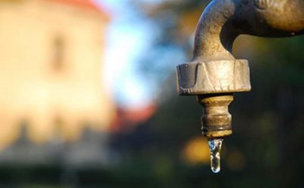 Palmi, interruzione di acqua in alcune zone della città per un guasto alla rete idrica