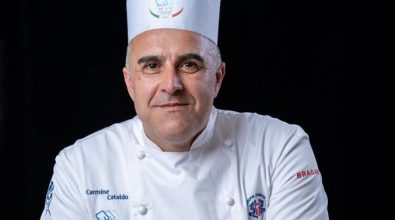 Gerace, lo chef Cataldo nel team della nazionale italiana cuochi
