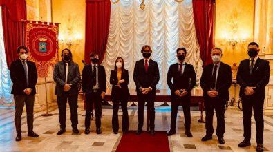 Reggio, il sindaco Falcomatà conferisce deleghe a sette consiglieri