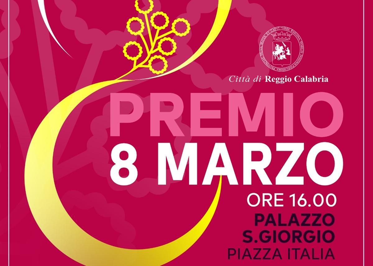 """L'Amministrazione istituisce il """"Premio 8 marzo Città di Reggio Calabria"""""""