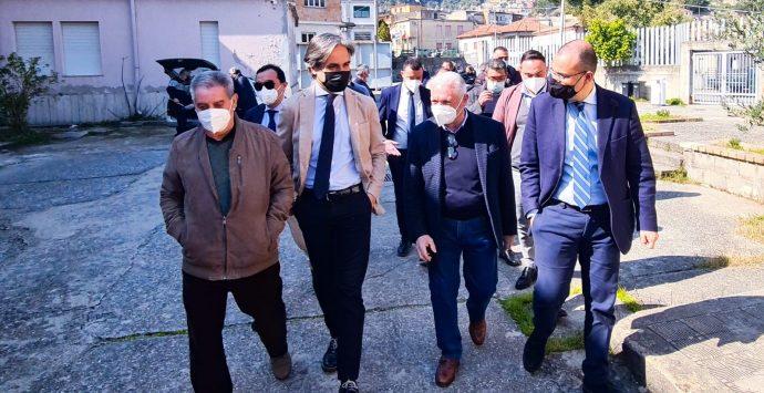 San Luca, Falcomatà: «La strada per Polsi patrimonio dell'intera metrocity»