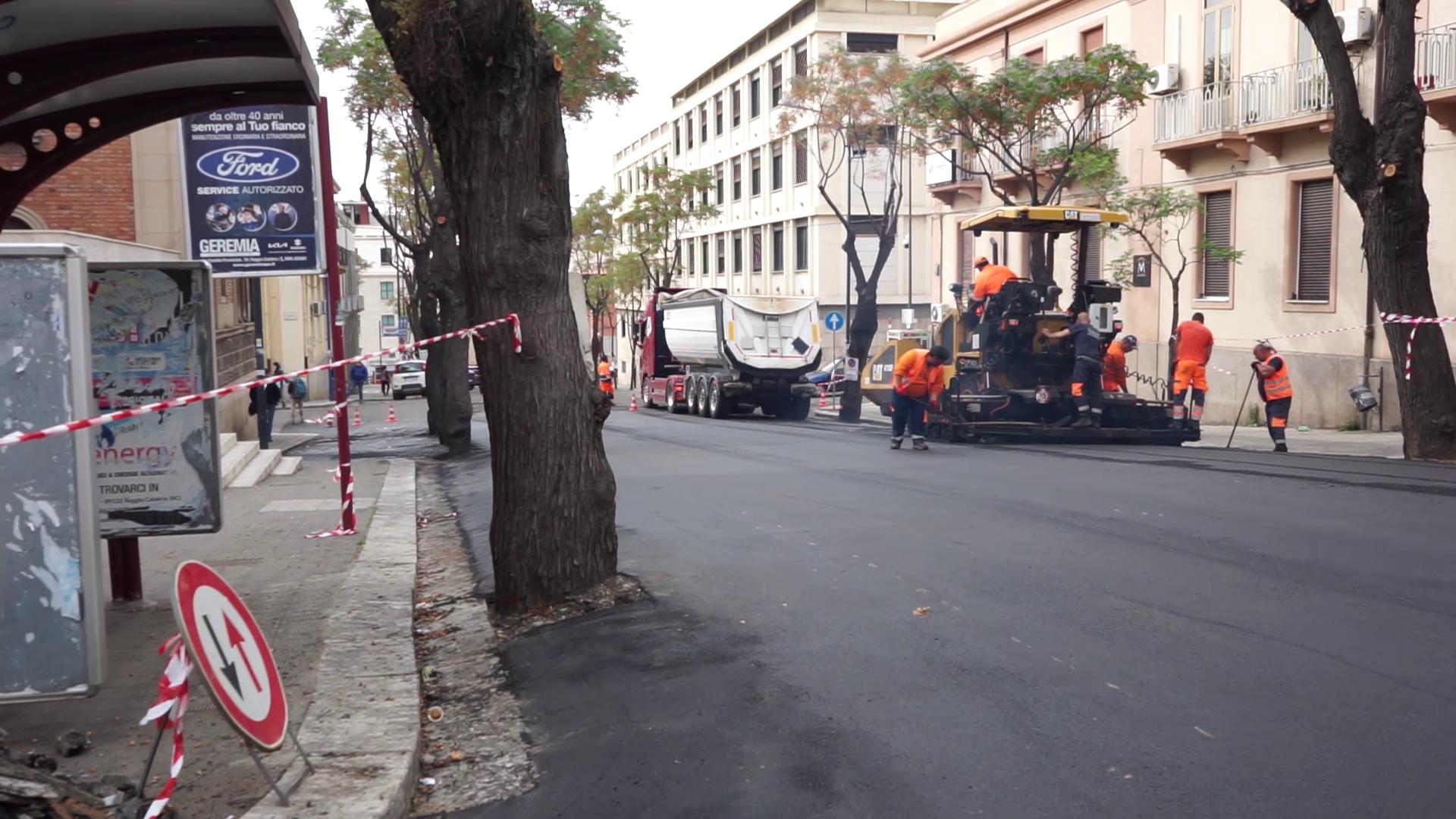 Manutenzione stradale, Albanese: «Più sicurezza e lavori completati in tempo»