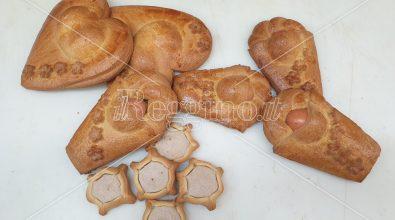 Cudduraci e xialuni, i dolci della tradizione sulla tavola di Pasqua dei reggini