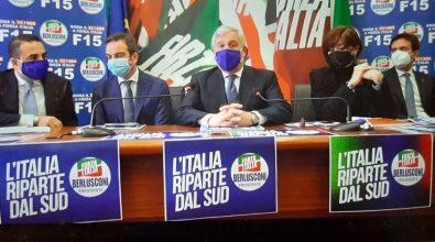 Recovery Plan, per Forza Italia al Sud vale 22 punti di Pil in più