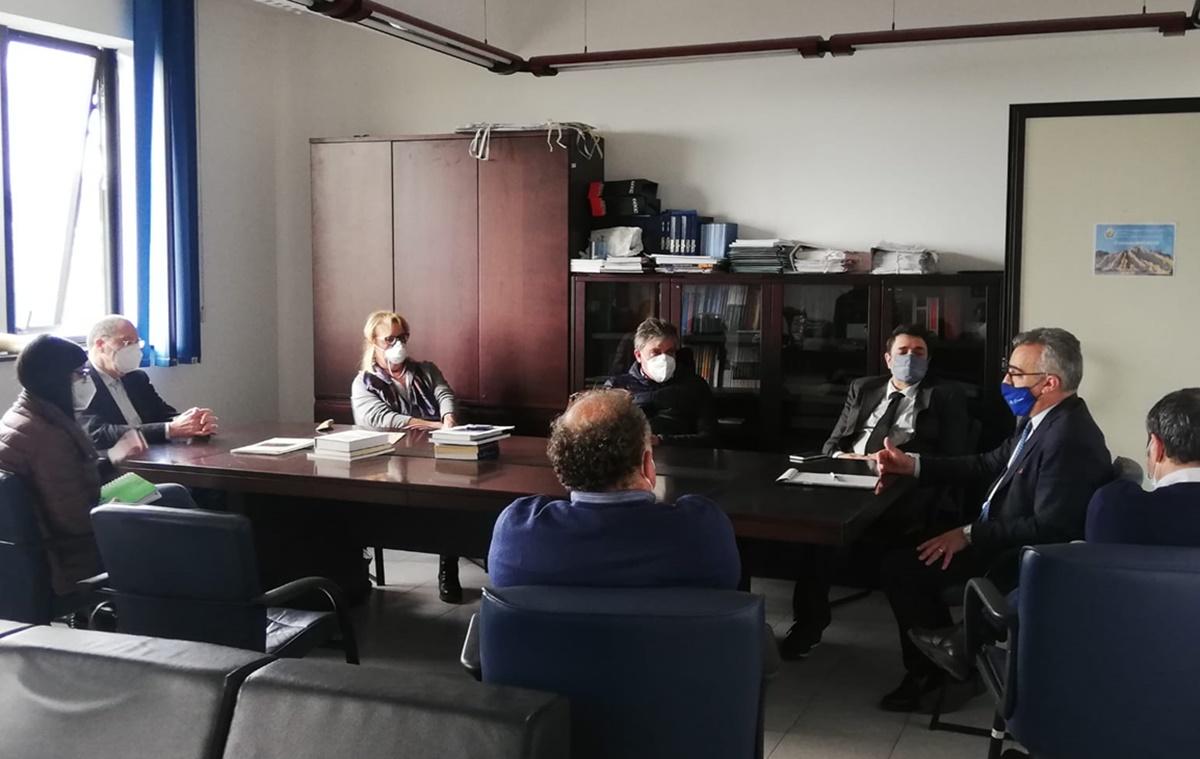 Cabina di regia metropolitana, Marino: «Piano Strategico e Zes sono sfide fondamentali»