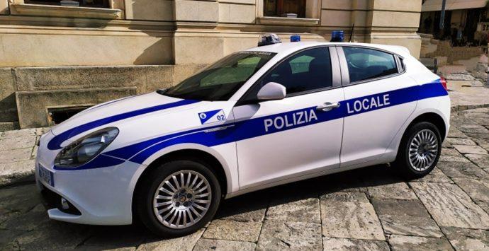 Reggio, denunce e sequestri da parte della Polizia locale
