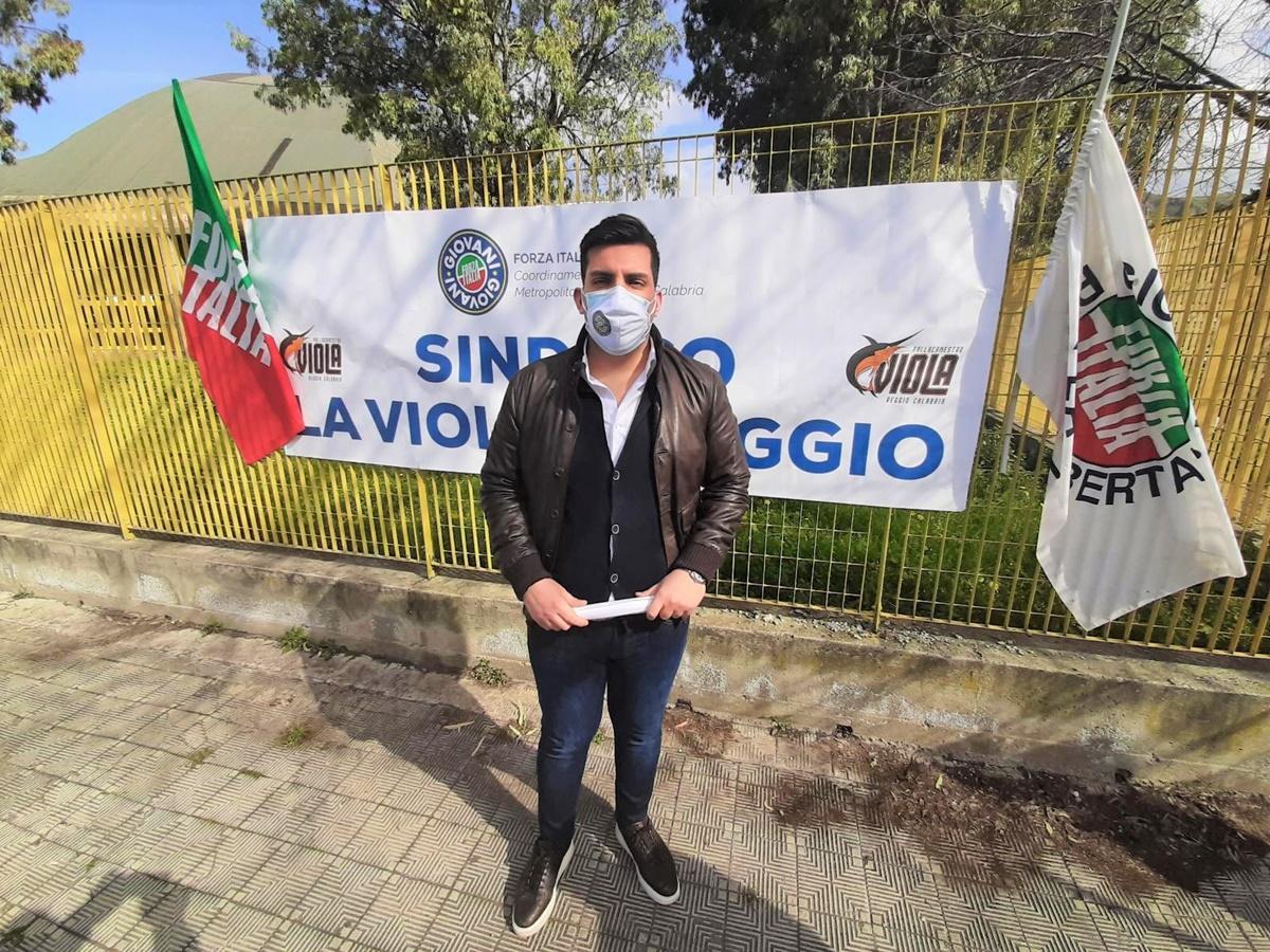 PalaCalafiore, Milia: «Le società sportive reggine pagano ancora il canone»