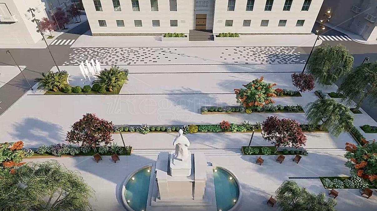 Progetto Piazza De Nava, guardare al futuro mantenendo la storia