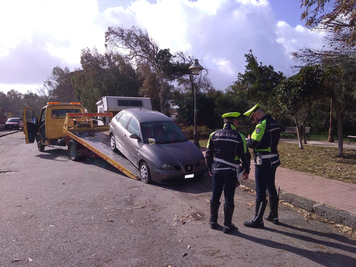 """San Ferdinando, la Polizia locale si dota del """"Targa system"""""""
