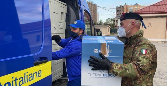 Vaccini, in consegna 7.000 dosi di Moderna. In arrivo anche a Melito Porto Salvo