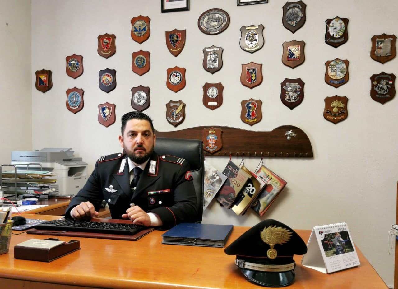 Bagnara, il maresciallo Lombardo lascia la stazione dei Carabinieri dopo 7 anni