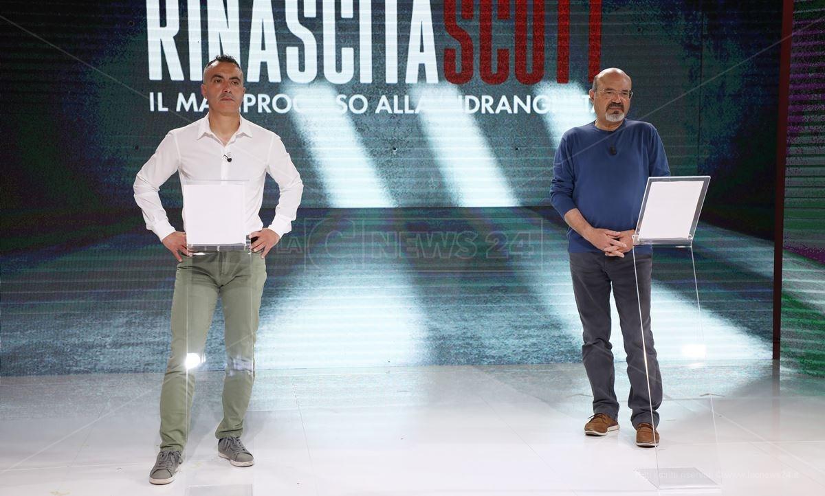 Mafia e politica: nuova puntata di Rinascita Scott – Il maxiprocesso alla 'ndrangheta: GUARDA LA PUNTATA