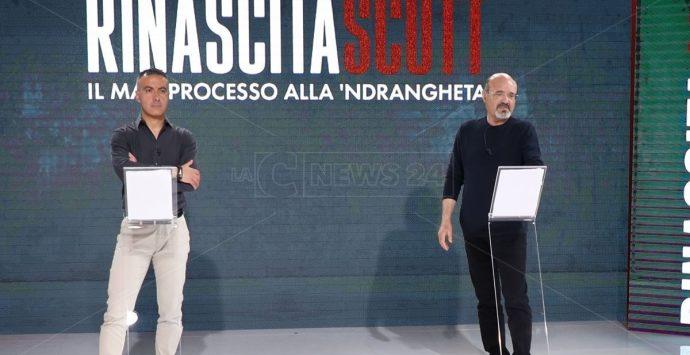 I soldi della mafia, domani sera su LaC Tv il format Rinascita Scott – Il maxiprocesso alla 'ndrangheta