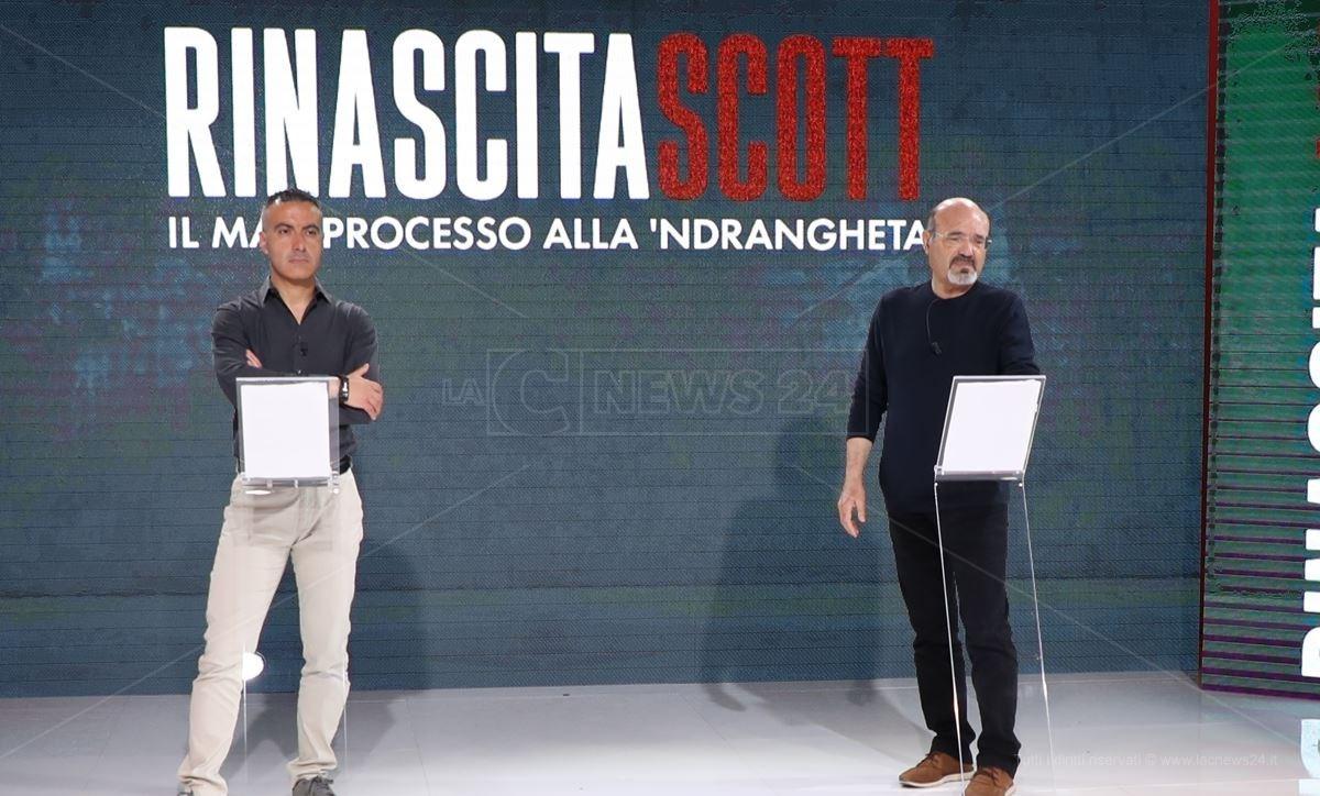 Come minaccia la 'ndrangheta, domani su LaC Tv il format Rinascita Scott