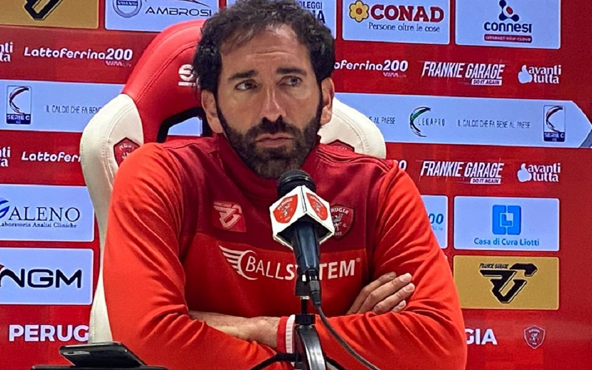 Il reggino Fabio Caserta porta il Perugia in Serie B