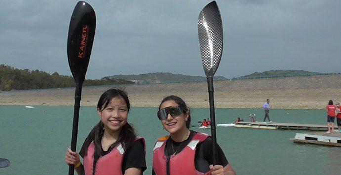 Canoa kayak, ai campionati Interregionali due medaglie d'oro per le giovanissime reggine Marra e Noveras