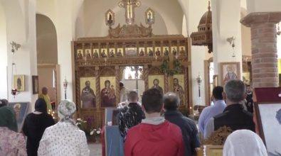 Reggio, la comunità greco-ortodossa della chiesa San Paolo dei Greci festeggia la Pasqua