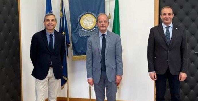 Reggio, Giuseppe Zimbalatti è il nuovo direttore generale dell'Università Mediterranea