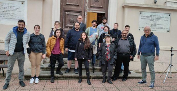 Terminate le riprese del cortometraggio 'Gneddu col cast targato Scuola di Recitazione della Calabria