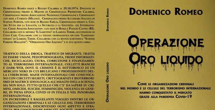 Mafia e pandemia, in libreria il nuovo lavoro di Domenico Romeo