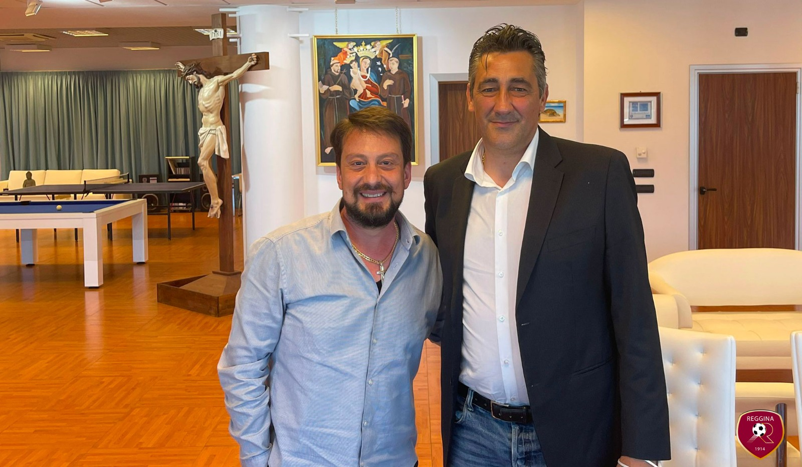 Reggina, è ufficiale: Alfredo Aglietti nuovo allenatore