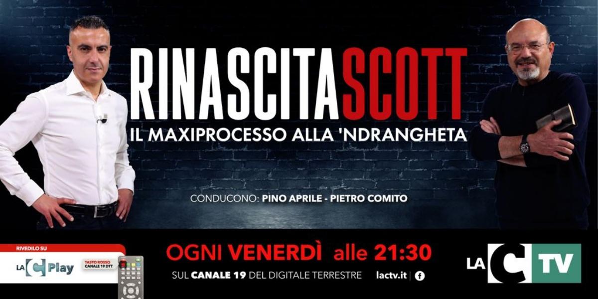 Come si vive in terra di 'Ndrangheta. Il format Rinascita Scott su LaC Tv. GUARDA LA PUNTATA