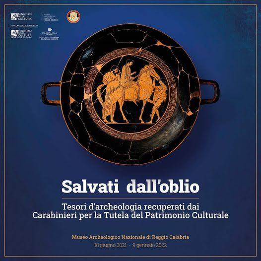 """MArRC, taglio del nastro in Piazza Orsi per la mostra """"Salvati dall'oblio"""""""