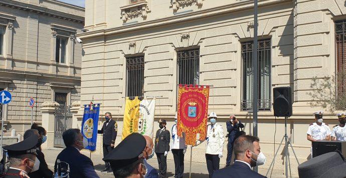 2 Giugno, il prefetto Mariani: «Tocca a noi garantire condizioni del vivere civile»|GALLERY