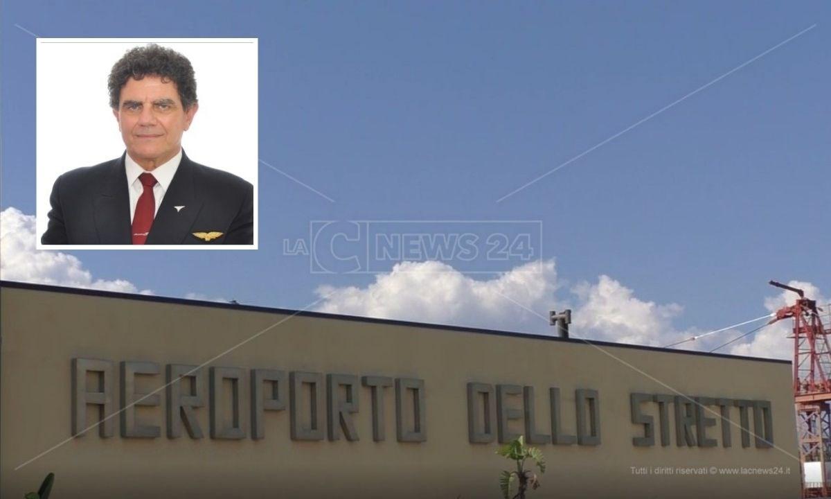 Aeroporto Reggio, Comandante Catizzone:«Manovre per atterrare a Genova e a Firenze pure difficili. Ma scalo reggino più limitato»