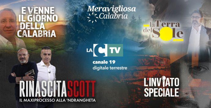 Su LaC Tv una primavera di Rinascita: numeri record alla chiusura del palinsesto stagionale