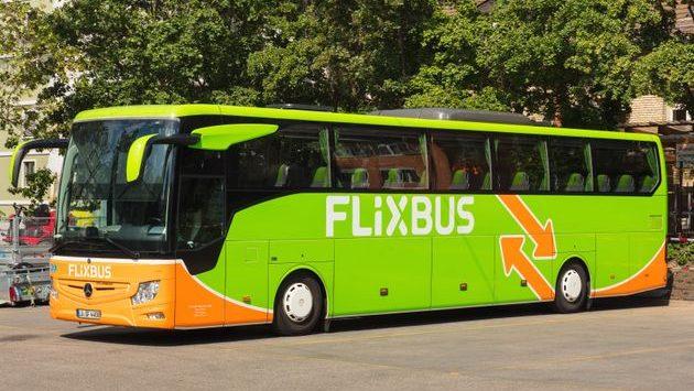 Trasporti, Flixbus amplia i collegamenti tra la provincia e il centro-nord