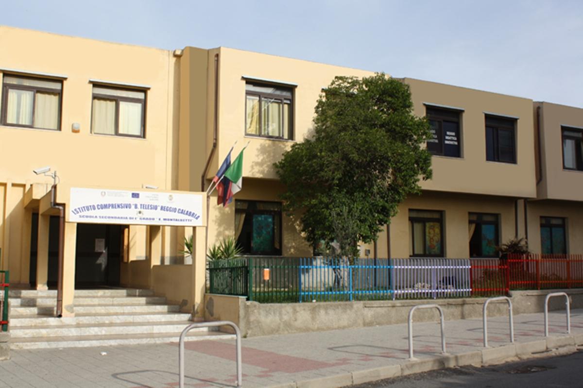 OpenSpace di Action Aid, Telesio-Montalbetti: inaugurazione degli spazi scolastici riqualificati