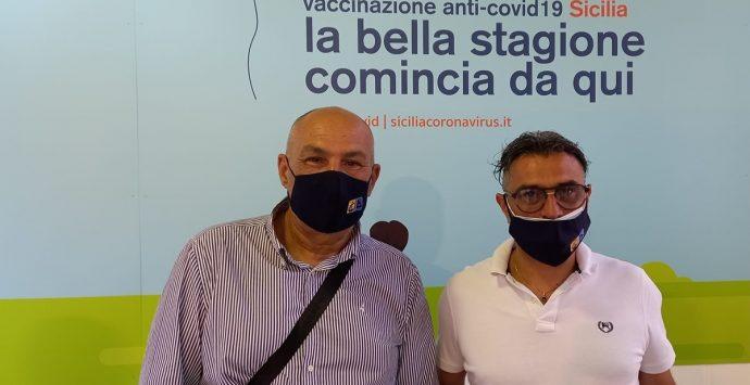 Vax Day  di Caronte &Tourist per i propri dipendenti siciliani ieri e oggi