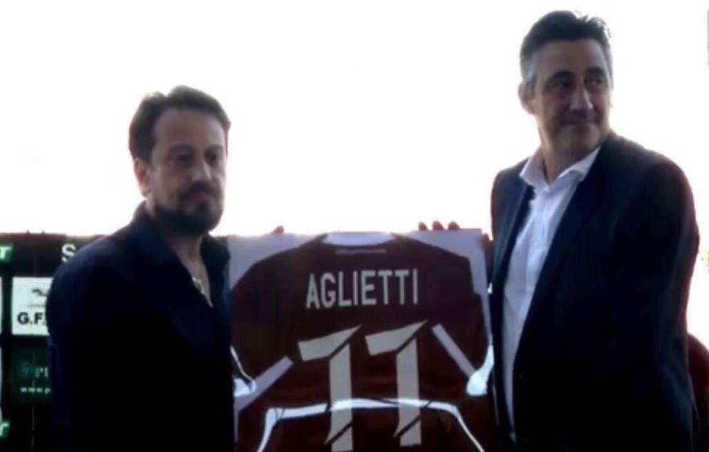 Reggina, Aglietti: «Qui gli anni più belli. Non vedo l'ora di iniziare»