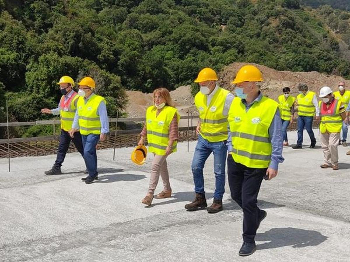 Gallico-Gambarie, l'annuncio di Catalfamo: «Lavori completati entro giugno 2022»