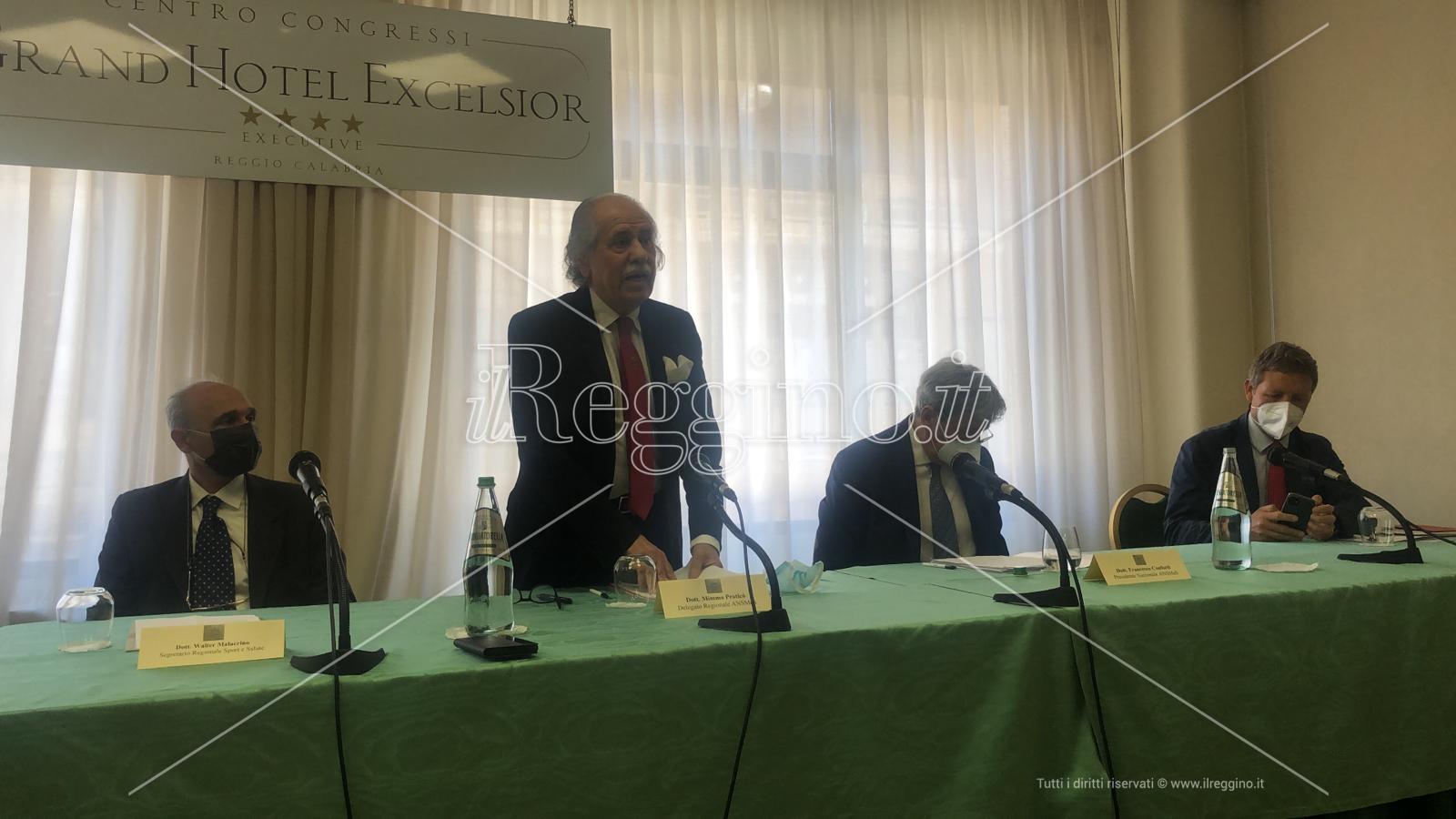 Sport Ansmes Calabria, prima riunione con i nuovi delegati provinciali