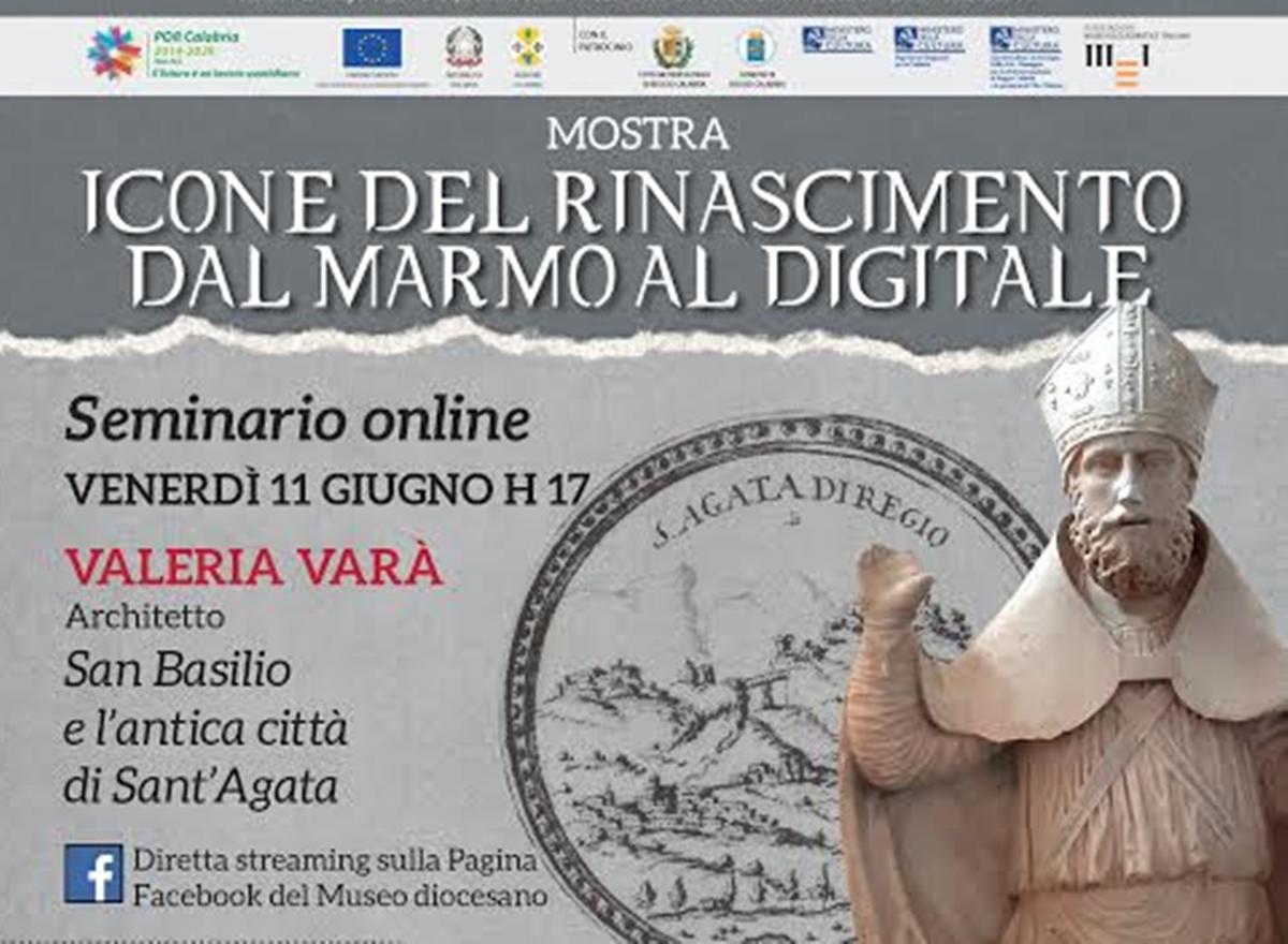 Icone dal Rinascimento: l'11 giugno seminario sull'antica città di Sant'Agata
