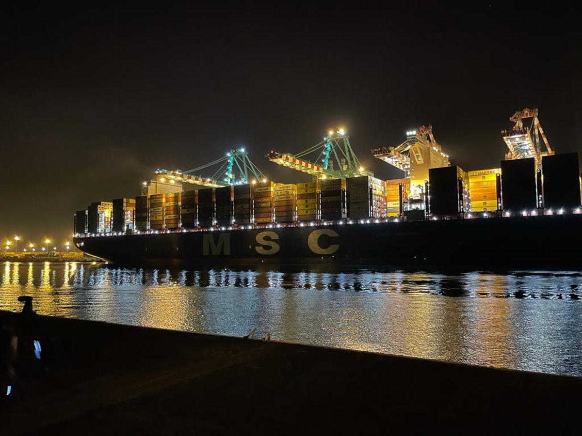 """""""Vedrai ciò che un giorno desiderasti"""", il porto di Gioia Tauro al centro di un progetto culturale"""