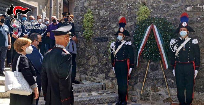S. Giorgio Morgeto, una strada in memoria del carabiniere Pasquale Camarda