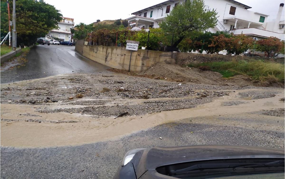 Motta San Giovanni, emergenza torrente Ferrina: i cittadini rispondono per le rime al sindaco Verduci