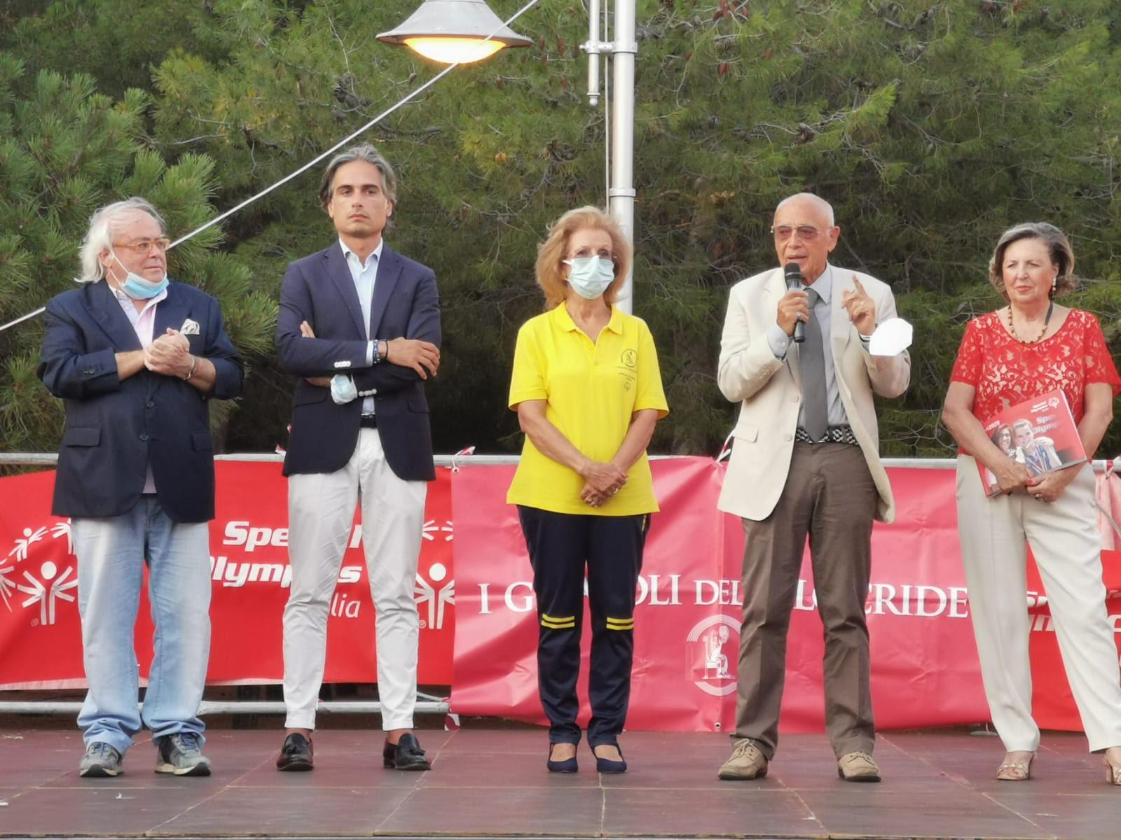 Marina di Gioiosa Ionica, Falcomatà: «Special Olympics energia positiva»
