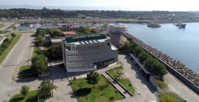Autorità Portuale, l'edificio che ospita gli uffici si veste di green