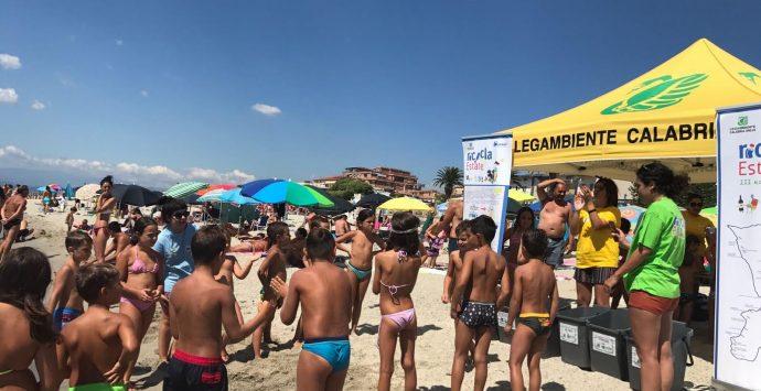 Ricicla Estate torna in Calabria con 37 tappe sulle principali spiagge della costa