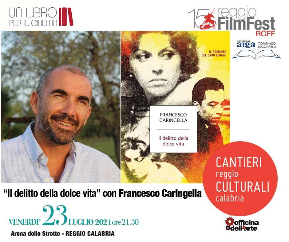 Cantieri Culturali, venerdì la presentazione del libro del magistrato Caringella