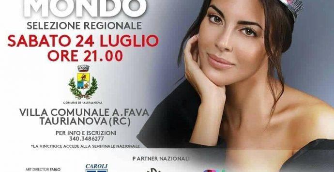 Taurianova, tutto pronto per le selezioni regionali di miss Mondo per Calabria e Sicilia