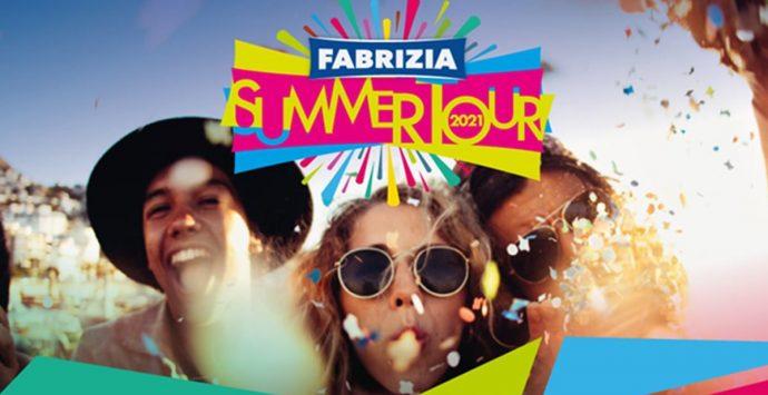 Summer tour 2021: Acqua Fabrizia conquista le spiagge calabresi per un'estate in leggerezza