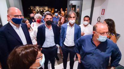 Falcomatà in visita a Scilla. «Solidarietà al sindaco Ciccone»