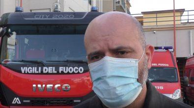 Reggio, il comandante provinciale Vigili del Fuoco, Carlo Metelli: «Roghi rifiuti nocivi per la salute»